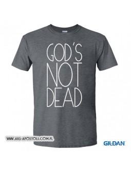 God's not dead!